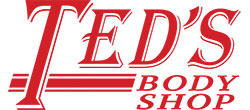 Ted's Body Shop logo